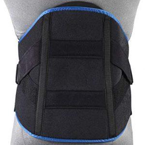 OTC Lumbosacral Orthosis Support Heavy Duty Back Brace