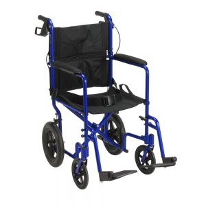 Light weight Transport Wheelchair
